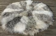 genuine swedish Gotland sheepskin not shorn
