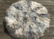 genuine swedish Gotland sheepskin not shorn