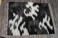 sheepskin carpet white clouds 70x61 inch