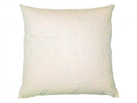 cushion inlet goose - duck feathers 40 x 40 cm