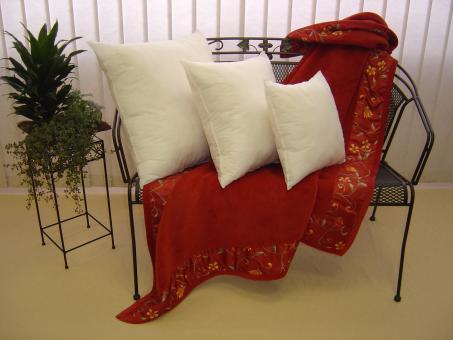 Inlet für Sofakissen Polyester Hohlfaser Füllung Füllkissen Kissenfüllung