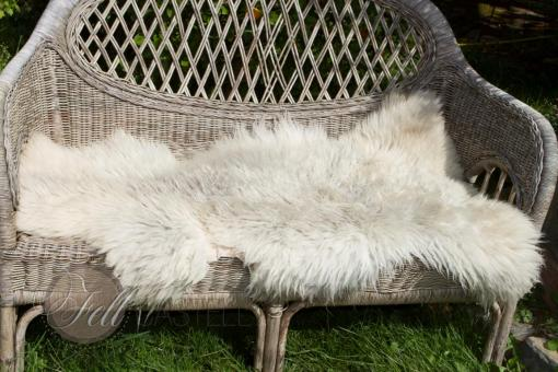 genuine swedish sheepskin natural colors not dyed