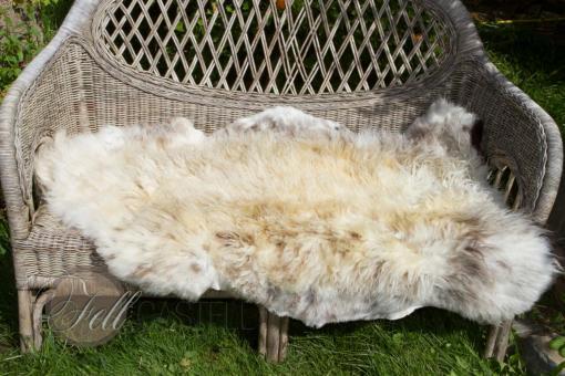 Schaffell Lammfell 110x80 cm Naturfarben nicht gefärbt