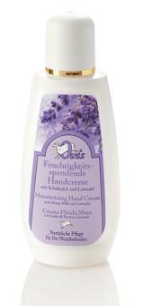 Schafmilch Körperpflege Lavendel Handcreme