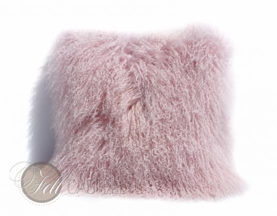 throw sheepskin violet mongolian decor pillow light htm p