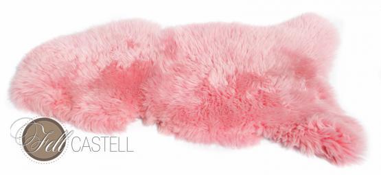 Lammfell | Schaffell Rosa