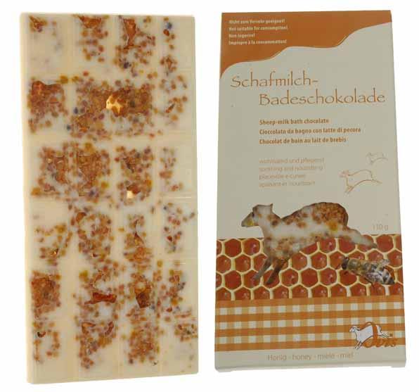 Ovis Badeschokolade Honig 110 g