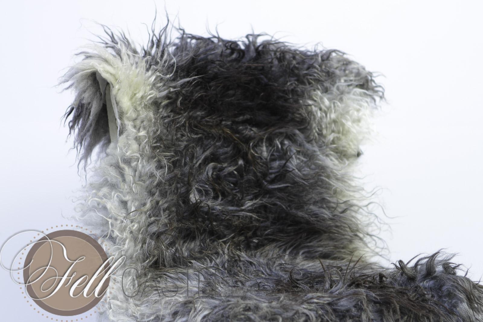 genuine swedish Gotland sheepskin