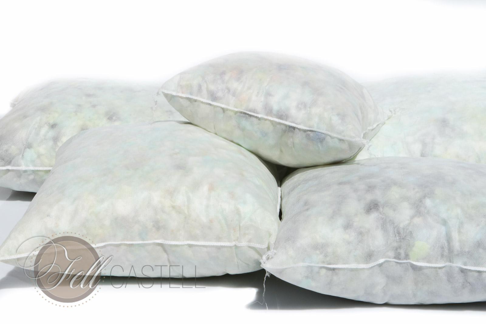 Kissen Inlet aus Schaumstoffflocken 30 x 30 cm 30 x 30 cm