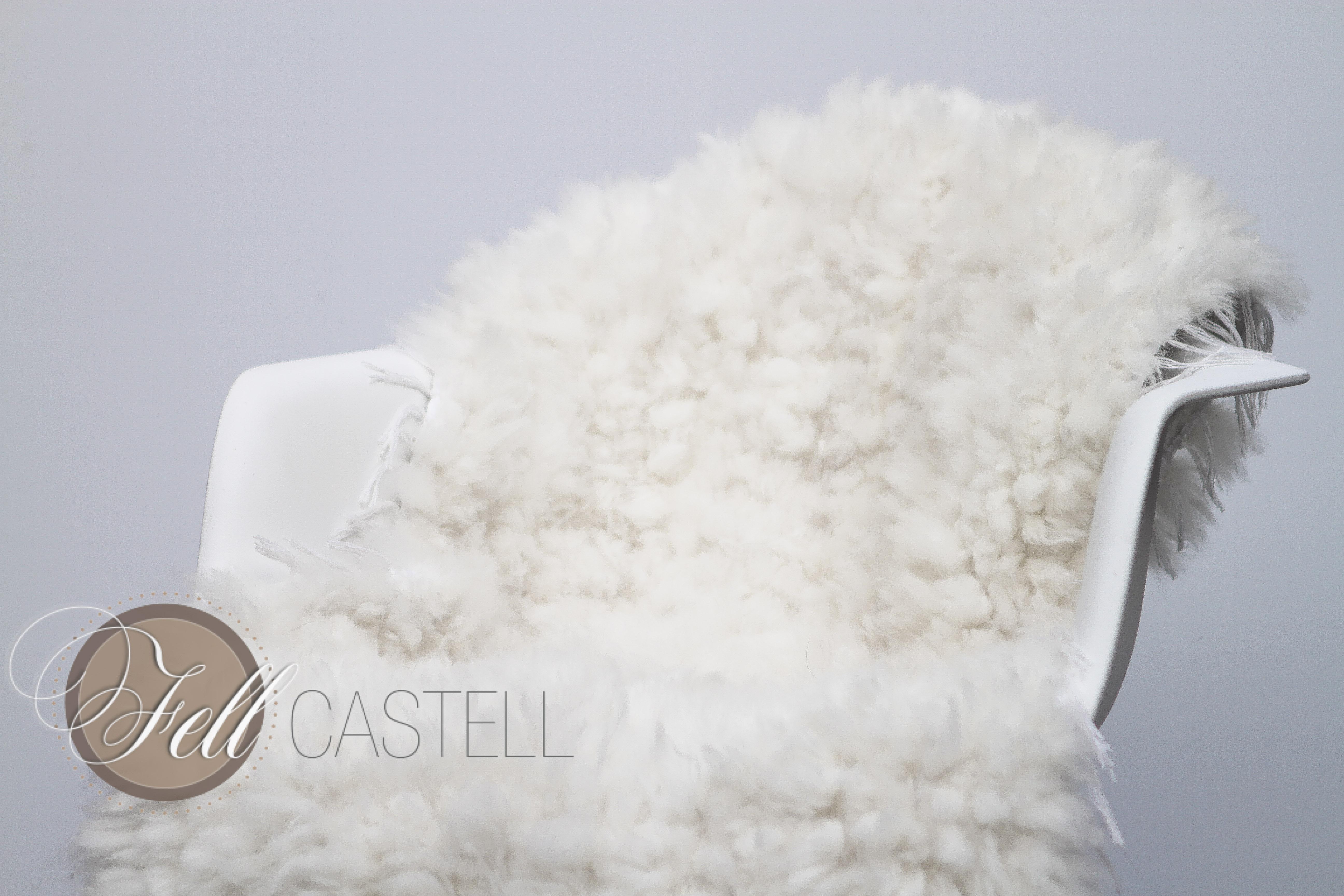 schaffell teppich naturweiss island schaffell gewebt lammfellteppich 150 x55 cm 150 x55 cm. Black Bedroom Furniture Sets. Home Design Ideas