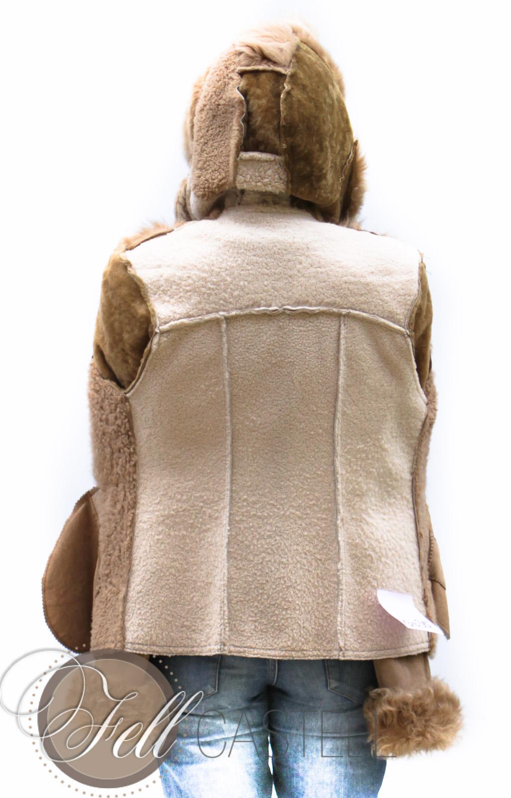 Lambskin Jacket Sheepskin
